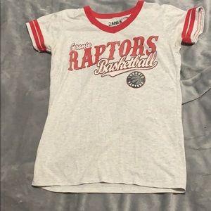 Toronto raptors shirt 🏀